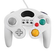 Kontroler Turbo Shock do GameCube NGC i Nintendo Wii/Wii U (Biały)