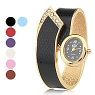 Women's Watch Fashionable Diamante Alloy Bracelet Strap Watch Cool Watches Unique Watches