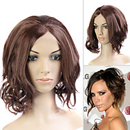 Full Lace (French Lace) 100% Human Remy Hair Victoria Beckham's Hair Style Wig