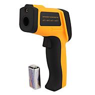 termômetro infravermelho digital gm900 (faixa de temperatura: -50 ~ 900 ℃)