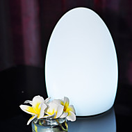 Eggformed LED-lampe