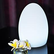 달걀 모양의 주도 빛