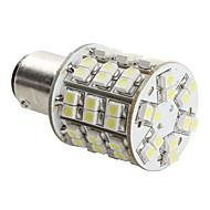 자동차 브레이크램프용 1157 4W 60x3528 SMD 흰색빛 LED 전구(DC 12V)