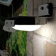 solar, 16 SMD LED branco sensor de movimento pir parede jardim luz