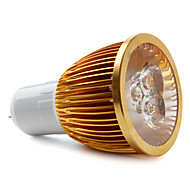 Lâmpada de Foco GU5.3 W 450 LM 3000K K Branco Natural 3 LED de Alta Potência AC 85-265 V MR16