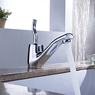 Sprinkle® Sink Faucets Centerset with Chrome Single Handle One Hole