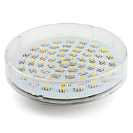 4W GX53 LED Spotlight 60 SMD 3528 300-350 lm Warm White AC 220-240 V