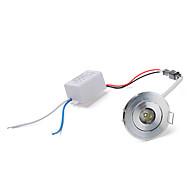 1W 1 Krachtige LED 100 LM Warm wit Plafondlampen AC 85-265 V
