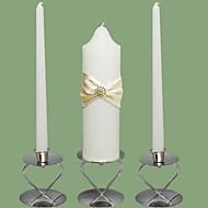 bryllup enhet lys set-hvite (flere farger) (lysestaker ikke inkludert)
