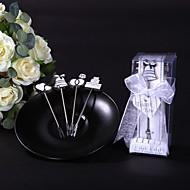 """""""Jeg gjør, jeg gjør"""" hors d'oeuvre gafler bryllup favør"""