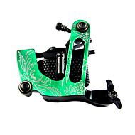 Aluminio Tattoo Machine Gun casting con 5 colores a elegir