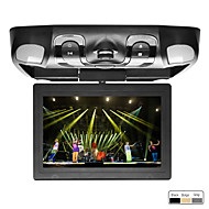 "12.1""Roof Mount Car DVD Player with Analog TV Support DVD,SD,USB,FM,IR,MP4,Wireless Game"