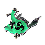 Coil Tattoo Machine Professiona Tattoo Machines Aluminum Alloy Liner and Shader Casting
