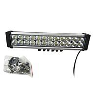 72W 24 LED Light Bar