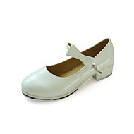 Fashion Womens Leather And Fabric Upper Jazz Dance Shoes More Colors Women Kids Patent Leather