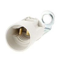 E14 Base 80mm Bol van de Kaars Socket Lamp Holder