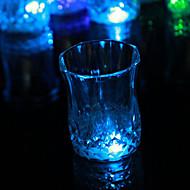 LED piscando abacaxi em forma de taça