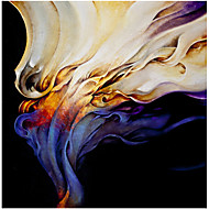 Stretched Canvas Art Abstract Evoke by CH Studios Ready to Hang