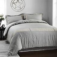 Stripe Linen Duvet Cover Sets