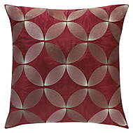 Polyester Pillow Cover , Geometric Modern/Contemporary