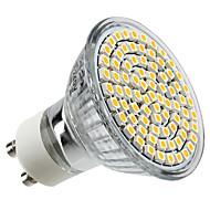 GU10 3.5 W 80 SMD 3528 300 LM Warm White MR16 Spot Lights AC 220-240 V