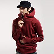 mænds fleece hoodie