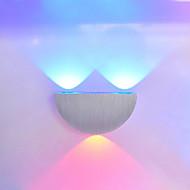 Infälld montering vägglampor-Modern/Samtida-Flush Mount Lights / Ministil / Glödlampa inkluderad-Metall