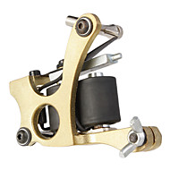 Steel leimaaminen Dual kelat 8 Huivit Tattoo Machine Liner