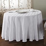 Style de tissu blanc de table de bagout massif moderne