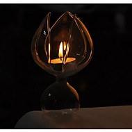 수련 촛불 모양의 호의