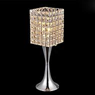 modern ambient bordslampa i K9 kristall 220-240V
