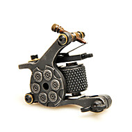 Cast Iron Wire-cutting Tattoo Machine Gun Shader