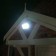 Solar Powered LED Flood Light - détection de mouvement, Whit Pir Motion Sensor, résistant aux intempéries (cis-57131)