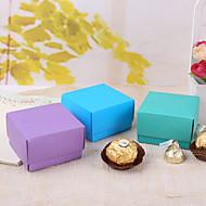 Einfache Favor Boxes - 12-teilig (weitere Farben)