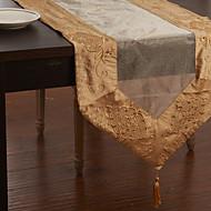 poliéster tradicionais corredores de mesa padrão
