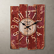 "15"" Country Style Vintage Wall Clock"