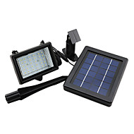屋外の太陽光発電30 LED自動セキュリティ洪水庭防水ライト