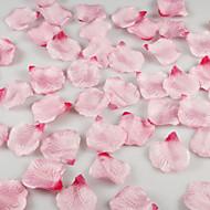 gradient kunstige roseblader bord dekorasjon - flere farger (sett med 12 pakker, 100 petals per pakke) korall bryllup