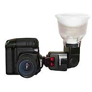 קלילות פלאש המפזר עבור Canon 550EX P4 580EX II כיפת צבע 2
