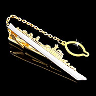 gift groomsman tie clip-zeilschip