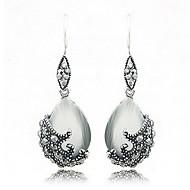Drop Earrings Women's Alloy Earring Opal