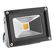Водонепроницаемый 10W IP65 3000K теплый белый свет Светодиодный прожектор (220V)