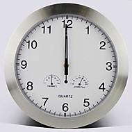 """14 """"Ηλεκτρονικό Ψηφιακό ρολόι Καιρός Alarm"""