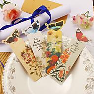 Marcadores de la mariposa de papel - Juego de 20 Piezas (color al azar)