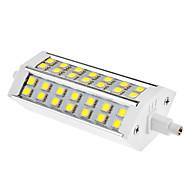 Lâmpadas de Foco de LED R7S 9W 780 LM 6000 K Branco Frio 42 SMD 5050 V