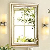 "27.5""Simple Style Rectangle Wall Mirror"