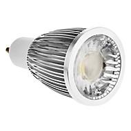 GU10 5 W 1 COB 420-450 LM Cool White Spot Lights AC 85-265 V