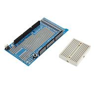 placa de expansão protótipo escudo Protoshield v3 com placa mini pão para (para arduino) mega-