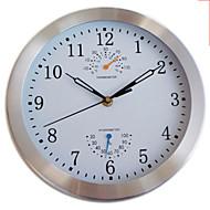 "10 ""Blue Αναλογικό Alarm Clock Τύπος Καιρός"