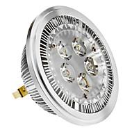 G53 5 W 5 High Power LED 420-450 LM Warm White Spot Lights AC 85-265 V